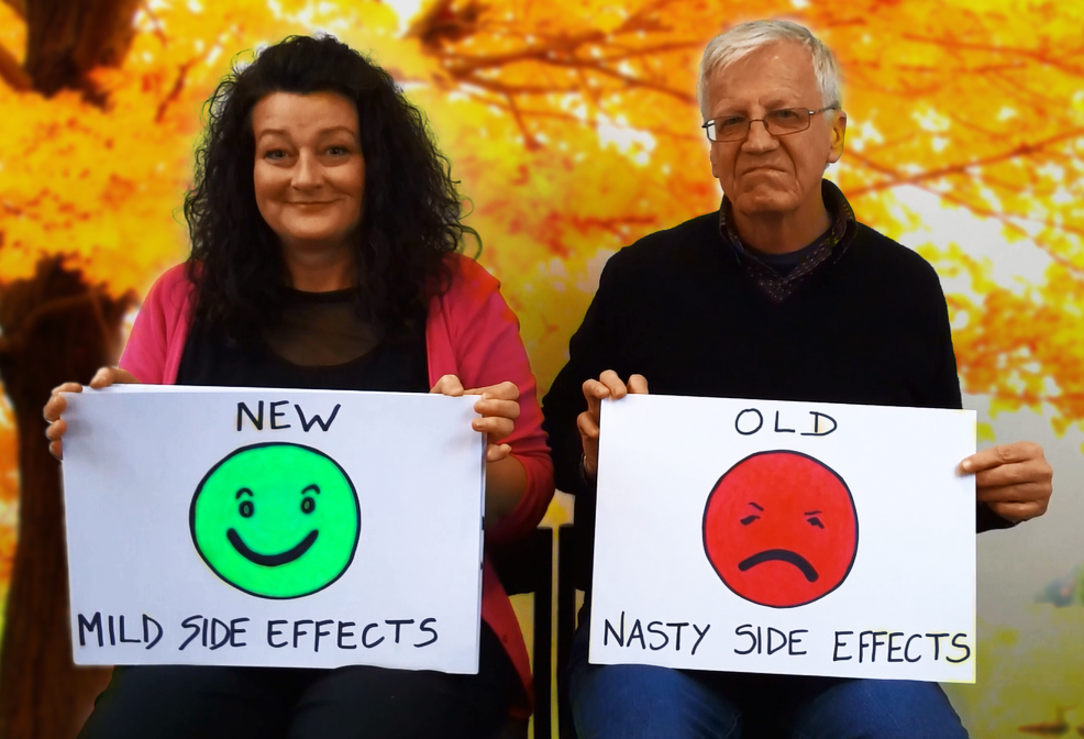 Heroes of Old Treatment