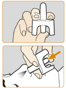 how to use naloxone nasally